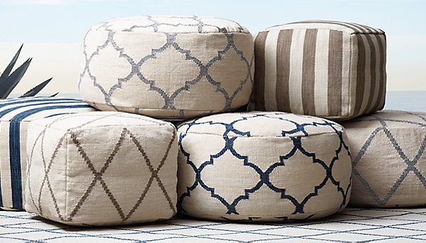 How awesome are Poufs?