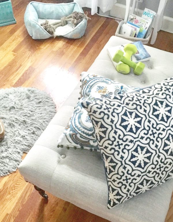 Ottomans in your space