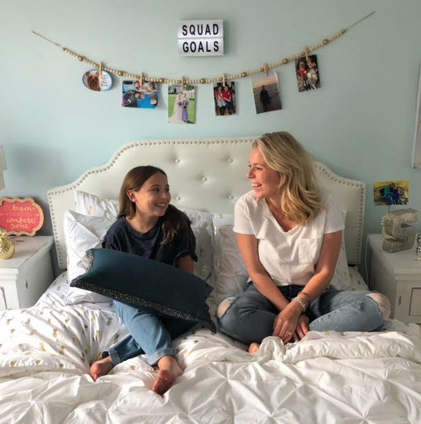 Tween Bedroom Makeover for Sofia