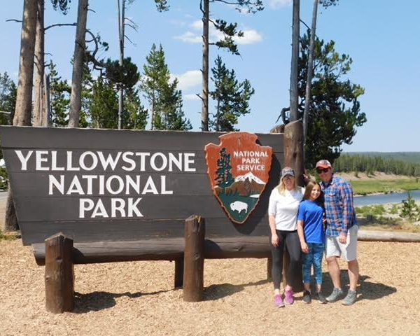 Our trip to Teton Village, Jackson Hole & Yellowstone National Park!
