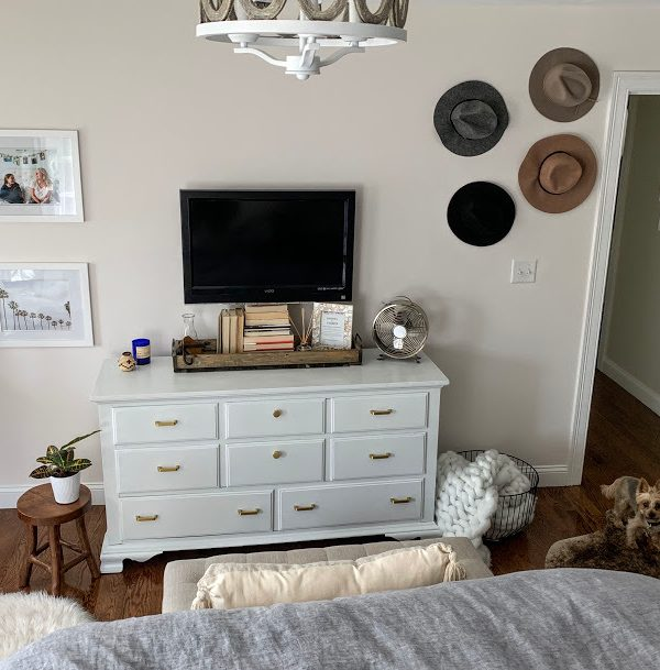 Our master bedroom makeover!