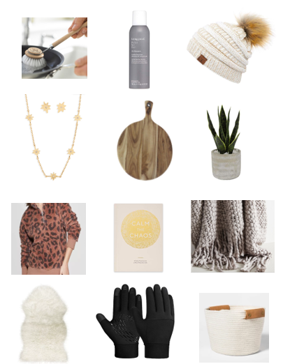 Last minute holiday gift IDEAS-AKA my favorite things!