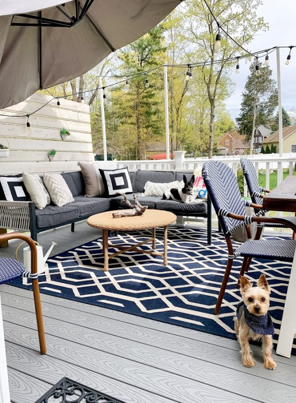 How to make your patio an outdoor oasis (PART 1)